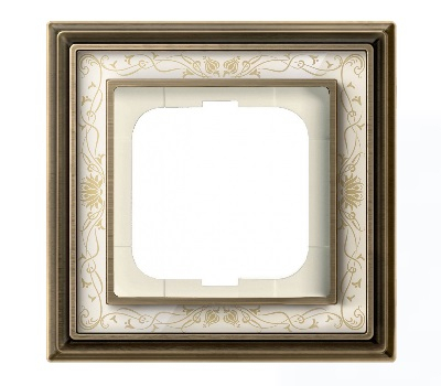 Рамки Dynasty металл/стекло