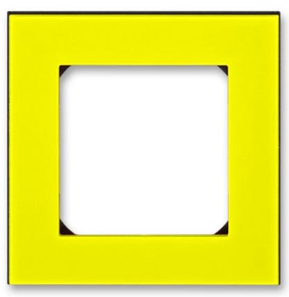 Желтый-дымчатый чёрный (пластик)
