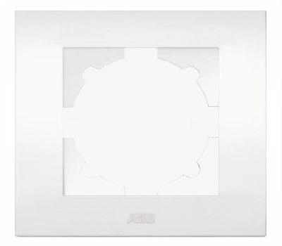 Белый (пластик)